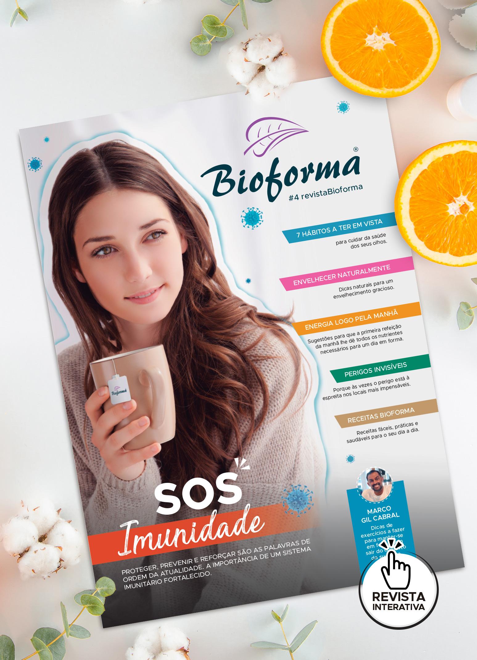 #4 Revista Bioforma