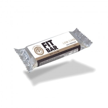 Fit Bar low carb Chocolate Negro 35g BIOFORMA