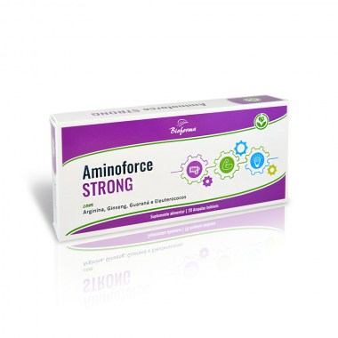 Aminoforce STRONG 20 ampolas Bioforma