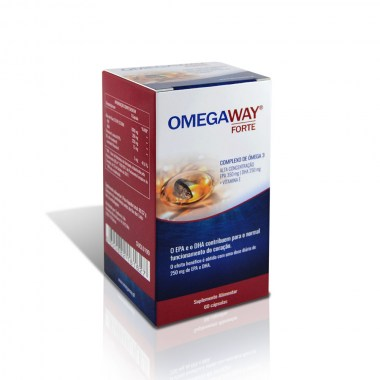 OMEGAWAY® FORTE 60 caps