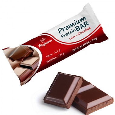 Premium Protein Bar Chocolate 35g BIOFORMA