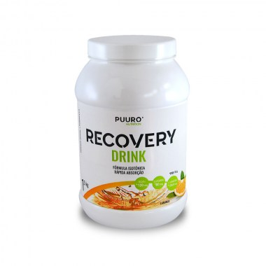 Recovery Drink Laranja 1,5kg PUURO NUTRITION