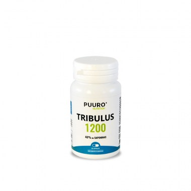 Tribulus 1200 60 caps PUURO® NUTRITION