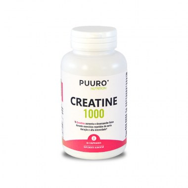 CREATINE 1000 60 comp PUURO® NUTRITION